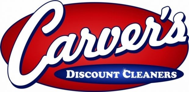 Carver's Discount Cleaners Logo